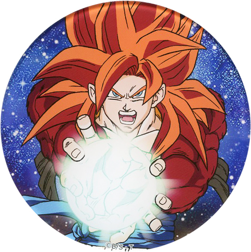 Coaster - Dragon Ball / Gogeta