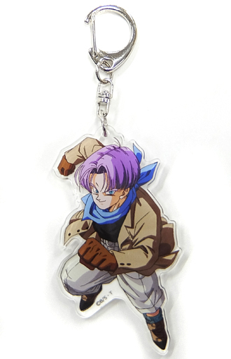Acrylic Key Chain - Dragon Ball / Trunks