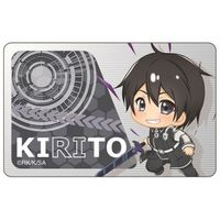 Card Stickers - Sword Art Online / Kirito