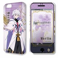 Smartphone Cover - iPhone6 case - Fate/Grand Order / Merlin
