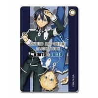 Commuter pass case - Sword Art Online / Kirito & Eugeo