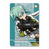 Commuter pass case - Sword Art Online / Shinon