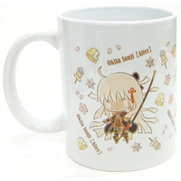 Mug - Web Kuji - Fate/Grand Order / Okita Souji (Alter)