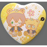 Heart Badge - Sanrio / Yumeno Gentaro