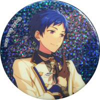 Badge - UtaPri / QUARTET NIGHT & Fushimi Yuzuru & fine