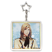Trading Acrylic Key Chain - UtaPri / Camus & QUARTET NIGHT & fine