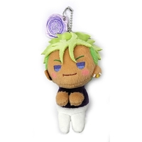 Key Chain - King of Prism by Pretty Rhythm / Nishina Kaduki & Saionji Leo & Yamato Alexander
