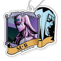 Acrylic Key Chain - Jojo no Kimyou na Bouken / Moody Blues
