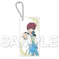 Acrylic Key Chain - Tales of Graces / Asbel Lhant
