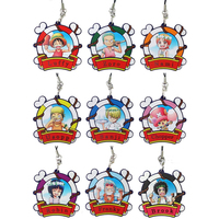 (Full Set) Rubber Strap - ONE PIECE