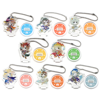 (Full Set) Acrylic stand - Ani-Art - Haifuri