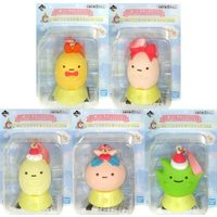 (Full Set) Key Chain - Sumikko Gurashi