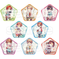 (Full Set) Trading Badge - Hetalia