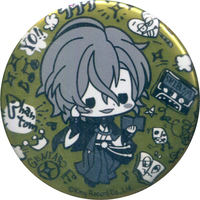 Badge - Hypnosismic / Yumeno Gentaro