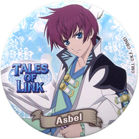 Trading Badge - Tales of Graces / Asbel Lhant