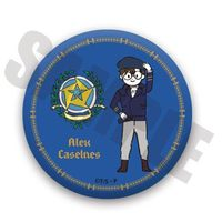 Badge - Legend of the Galactic Heroes / Alex Caselnes
