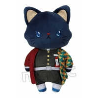 withCAT - Plush Key Chain - Demon Slayer / Tomioka Giyuu