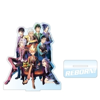 Stand Pop - Acrylic stand - PALE TONE series - REBORN!