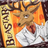 Square Badge - BEASTARS / Louis