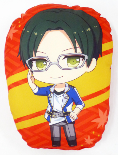 Die-cut Cushion - Ensemble Stars! / Hasumi Keito