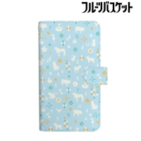 Smartphone Wallet Case - Fruits Basket