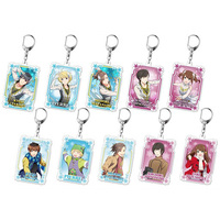 (Full Set) Trading Acrylic Key Chain - IM@S SideM