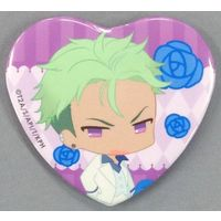 Heart Badge - King of Prism by Pretty Rhythm / Yamato Alexander