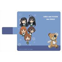 Smartphone Cover - GIRLS-und-PANZER / Anglerfish Team