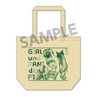 Tote Bag - GIRLS-und-PANZER / Anchovy