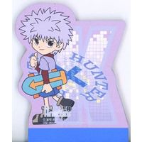 Memo Pad - Hunter x Hunter / Killua Zoldyck