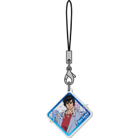 Acrylic Strap - City Hunter / Saeba Ryou