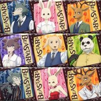 (Full Set) Square Badge - BEASTARS
