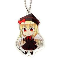 Acrylic Key Chain - Touhou Project / Lily Black
