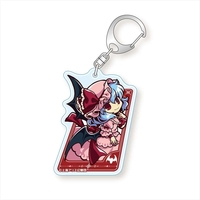 Acrylic Key Chain - Touhou Project / Remilia Scarlet