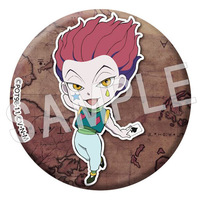 Badge - Hunter x Hunter / Hisoka