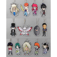 (Full Set) Key Chain - YuYu Hakusho