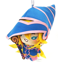 Plush Key Chain - Yu-Gi-Oh! Series / Dark Magician Girl
