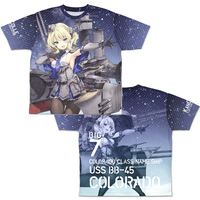 T-shirts - Kantai Collection / Colorado (Kan Colle) Size-L