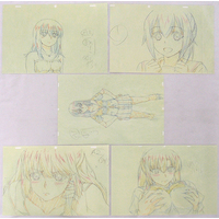 Original Drawing - Illustration Sheet - Strike the Blood