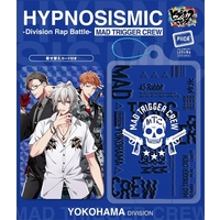 Commuter pass case - Hypnosismic / MAD TRIGGER CREW