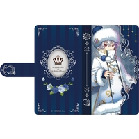 Smartphone Wallet Case for All Models - Yume 100 / Schnee