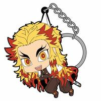 Tsumamare Key Chain - Demon Slayer / Rengoku Kyoujurou