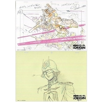 Illustration Sheet - Original Drawing - Gundam series