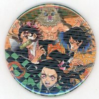 Badge - Demon Slayer