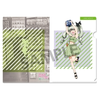 Plastic Folder - GIRLS-und-PANZER / Anchovy
