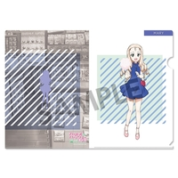 Plastic Folder - GIRLS-und-PANZER / Mary