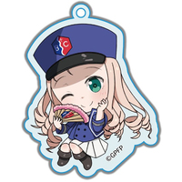 Acrylic Key Chain - GIRLS-und-PANZER / Mary