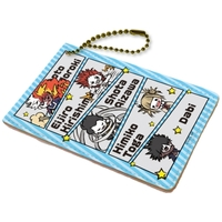 GraffArt - Commuter pass case - My Hero Academia