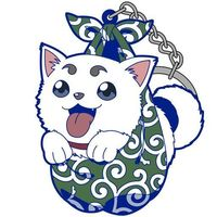 Furoshiki (Japanese Wrapping Cloth) - Gintama / Sadaharu