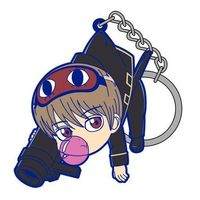 Tsumamare Key Chain - Gintama / Okita Sougo